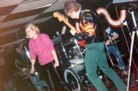 The Vapors at Studio 51