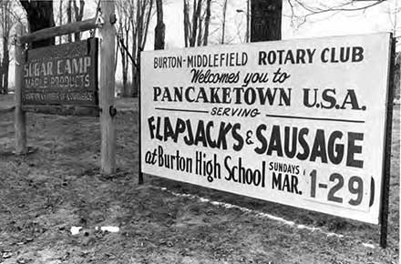 Welcome to Pancake Town U.S.A.